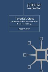 Terrorist S Creed Book PDF