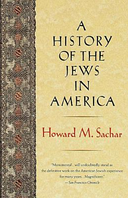 A History of the Jews in America PDF