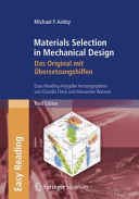 Materials Selection in Mechanical Design  Das Original mit   bersetzungshilfen PDF