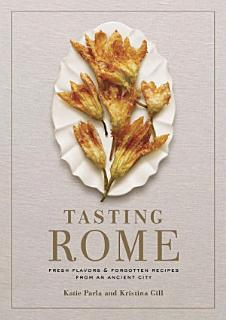 Tasting Rome Book