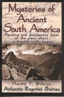 Mysteries of Ancient South America PDF