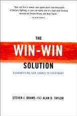 The Win Win Solution PDF