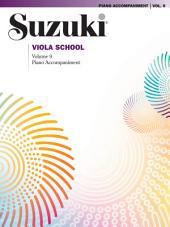 Suzuki Viola School - Volume 9: Piano Accompaniment