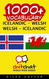 1000+ Icelandic - Welsh Welsh - Icelandic Vocabulary