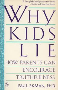 Why Kids Lie Book