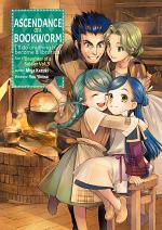 Ascendance of a Bookworm: Part 1 Volume 3