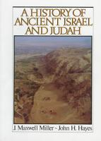 A History of Ancient Israel and Judah PDF