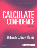 Drug Calculations Online for Calculate with Confidence  Access Card and Textbook Package  PDF
