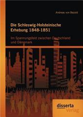 Die Schleswig-Holsteinische Erhebung 1848-1851: Im Spannungsfeld zwischen Deutschland und Dänemark