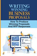 Writing Winning Business Proposals PDF