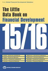 The Little Data Book on Financial Development 2015/2016