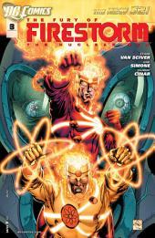 The Fury of Firestorm: The Nuclear Men (2011-) #3