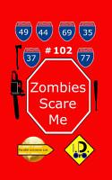 Zombies Scare Me 102  Arabic edition  PDF