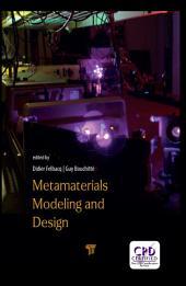 Metamaterials Modelling and Design