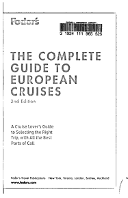 The Complete Guide to European Cruises PDF