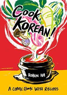 Cook Korean  Book
