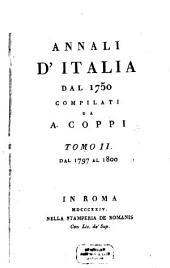 Annali d'Italia dal 1750: Dal 1797 al1800, Volume 2