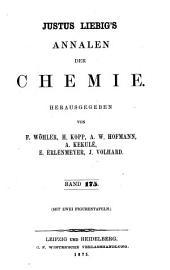 Justus Liebig's Annalen der Chemie und Pharmacie: Bände 175-176