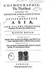 Cosmographie PDF