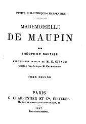 Mademoiselle de Maupin: Volume2