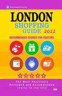 London Shopping Guide 2022