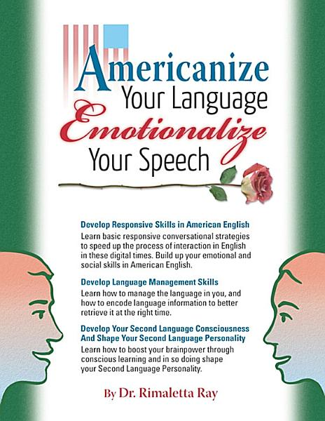 Americanize Your Language and Emotionalize Your Speech  PDF