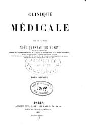 Clinique médicale: Volume 2