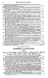 Catalogue Of The Latest And Most Approved Charts  Pilots  And Navigation Books  Published And Sold Wholesale  Retail  And For Exportation  By J W  Norie   Co  March 1  1817