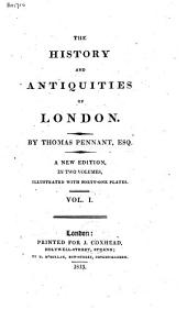The History and Antiquities of London: Volume 2