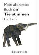 Mein allererstes Buch der Tierstimmen PDF