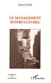 Le management interculturel