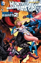 Worlds' Finest (2012-) #26