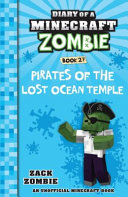 Diary of a Minecraft Zombie  27  Pirates of the Lost Ocean Temple Book
