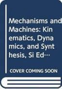 Mechanisms and Machines  PDF