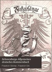 Schauenburgs Allgemeines deutsches Kommersbuch