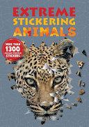 Extreme Stickering Animals