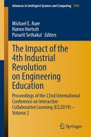 The Impact of the 4th Industrial Revolution on Engineering Education PDF