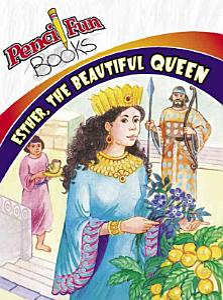 Esther Beautiful Queen Book