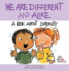 We Are Different And Alike Book PDF