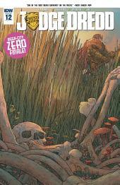 Judge Dredd (2016) #12