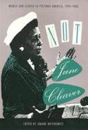 Not June Cleaver