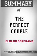 Summary of the Perfect Couple by Elin Hilderbrand  Conversation Starters