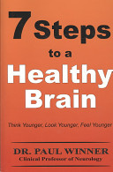 7 Steps to a Healthy Brain Book