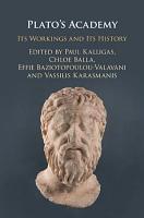 Plato s Academy PDF