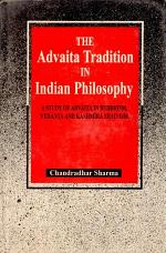 The Advaita Tradition in Indian Philosophy