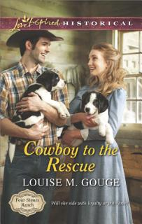 Cowboy to the Rescue Book