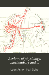 Reviews of Physiology, Biochemistry and Pharmacology: Volume 6