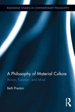 A Philosophy of Material Culture