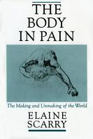 The Body in Pain PDF