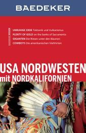 Baedeker Reiseführer USA Nordwesten: Ausgabe 4